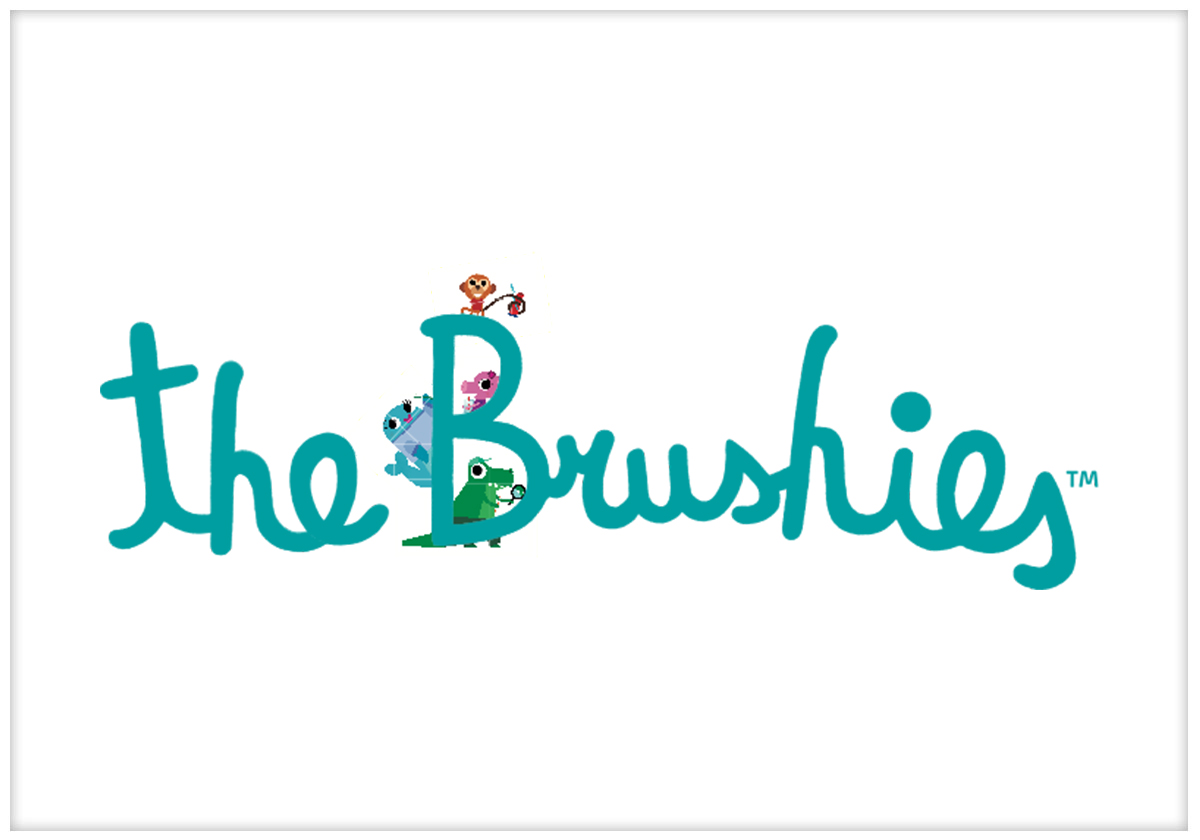 Brushies logo