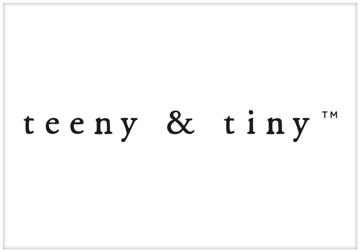 Teeny & Tiny logo
